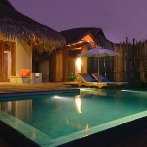 Anantara Dihug Resort Maldives jacuzzi villa