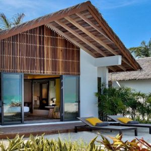 Gold Beach Villa2 Hard Rock Hotel Maldives Maldives Honeymoons