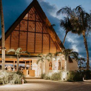 Hotel Exterior Hard Rock Hotel Maldives Maldives Honeymoons