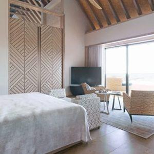 Luxury Maldives Holiday Packages Waldorf Astoria Maldives Ithaafushi 3 Bedroom Grand Beach Villa With Pool