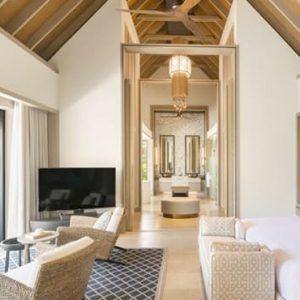 Luxury Maldives Holiday Packages Waldorf Astoria Maldives Ithaafushi King Beach Villa With Pool