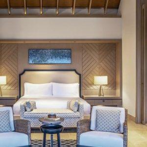 Luxury Maldives Holiday Packages Waldorf Astoria Maldives Ithaafushi King Grand Beach Villa With Pool 2