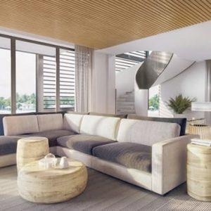 Luxury Maldives Holiday Packages Waldorf Astoria Maldives Ithaafushi Stella Maris Duplex Villa With Private Pool