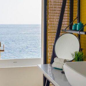 Maldives Honeymoon Package InterContinental Maldives Maamunagau Resort 1 Bedroom Sunset Lagoon Pool Villas 2