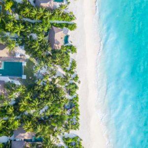 Maldives Honeymoon Package InterContinental Maldives Maamunagau Resort 2 Bedroom Beachfront Pool Residence