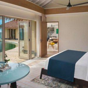 Maldives Honeymoon Package InterContinental Maldives Maamunagau Resort 3 Bedroom Overwater Residence