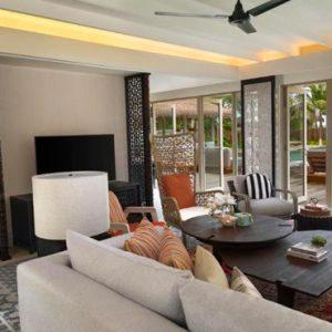 Maldives Honeymoon Package InterContinental Maldives Maamunagau Resort 3 Bedroom Royal Beachfront Residence 2