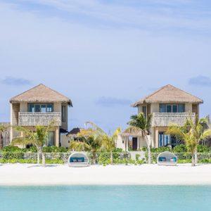 Maldives Honeymoon Package InterContinental Maldives Maamunagau Resort Hotel Exterior