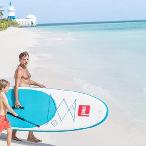 Maldives Honeymoon Package InterContinental Maldives Maamunagau Resort Surfing