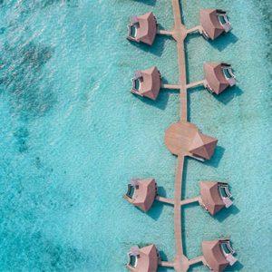 Maldives Honeymoon Package InterContinental Maldives Maamunagau Resort Water Villa Overview