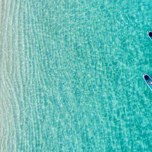 Maldives Honeymoon Package InterContinental Maldives Maamunagau Resort Watersports