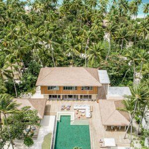 Maldives Honeymoon Package InterContinental Maldives Maamunagau Resort Villa Overview