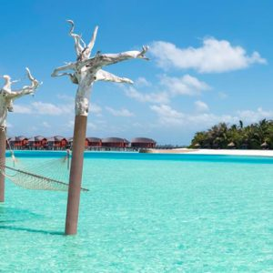Maldives Honeymoon Packages Anantara Dhigu Resort & Spa Maldives Hanging Bed