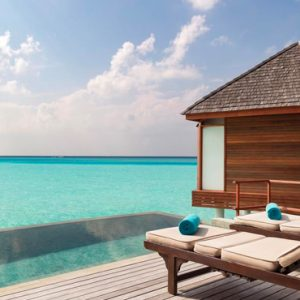 Maldives Honeymoon Packages Anantara Dhigu Resort & Spa Maldives Private Pool Views