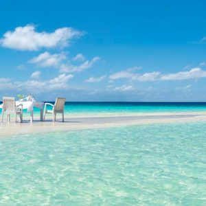 Maldives Honeymoon Packages Anantara Dhigu Resort & Spa Maldives Romantic Dining