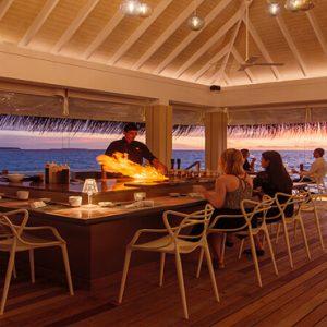 Maldives Honeymoon Packages Baglioni Maldives Resorts Umami Restaurant1