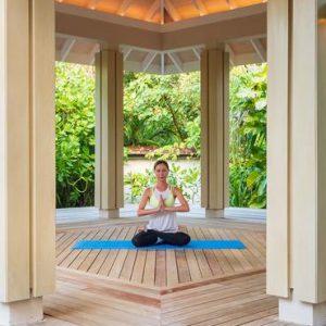 Maldives Honeymoon Packages Baglioni Maldives Resorts Yoga