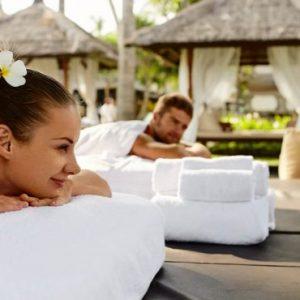 Maldives Honeymoon Packages Baglioni Maldives Resorts Couple Outdoors Massage