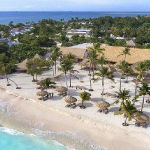 Maldives Honeymoon Packages Emerald Resort & Spa Aerial View