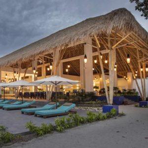 Maldives Honeymoon Packages Emerald Resort & Spa Aqua Restaurant