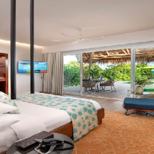Maldives Honeymoon Packages Emerald Resort & Spa Beach Villa With Pool