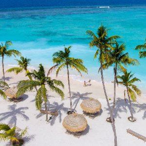 Maldives Honeymoon Packages Emerald Resort & Spa Beach1