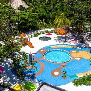 Maldives Honeymoon Packages Emerald Resort & Spa Kids Club