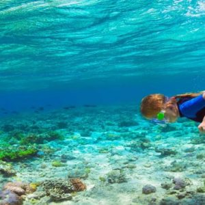 Maldives Honeymoon Packages Emerald Resort & Spa Snorkelling