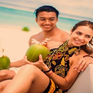 Maldives Honeymoon Packages Emerald Resort & Spa Sunrise Cafe