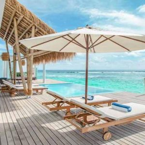 Maldives Honeymoon Packages Emerald Resort & Spa Water Villa With Pool