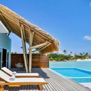 Maldives Honeymoon Packages Emerald Resort & Spa Water Villa With Pool5