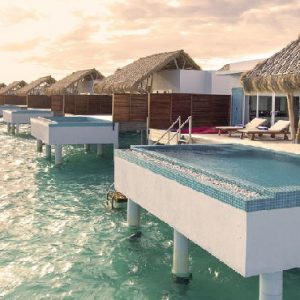 Maldives Honeymoon Packages Emerald Resort & Spa Water Villas