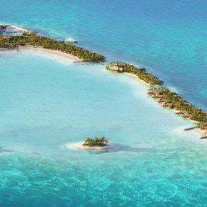 Maldives Honeymoon Packages Waldorf Astoria Maldives Aerial View1