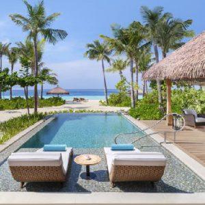 Maldives Honeymoon Packages Waldorf Astoria Maldives Beach Views