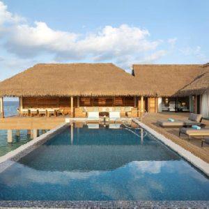 Maldives Honeymoon Packages Waldorf Astoria Maldives Overwater Villa