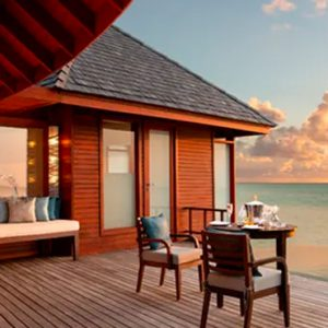 Maldives Honeymoons Anantara Dhigu Maldives Resort Anantara Over Water Pool Suite 1