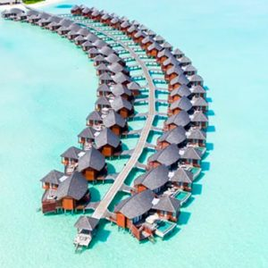 Maldives Honeymoons Anantara Dhigu Maldives Resort Anantara Over Water Pool Suite Exteriors