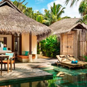 Maldives Honeymoons Anantara Dhigu Maldives Resort Anantara Pool Villa