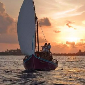 Maldives Honeymoons Anantara Dhigu Maldives Resort Boat Activites 1