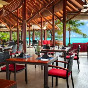 Maldives Honeymoons Anantara Dhigu Maldives Resort Fushi Cafe