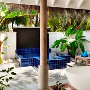 Maldives Honeymoons Anantara Dhigu Maldives Resort Sunset Pool Villa 1