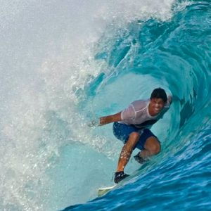 Maldives Honeymoons Anantara Dhigu Maldives Resort Surfing 1