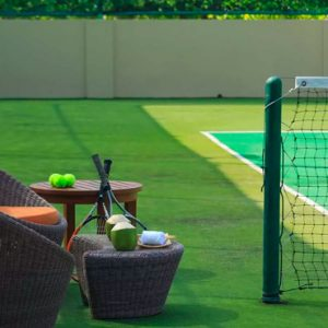 Maldives Honeymoons Anantara Dhigu Maldives Resort Tennis