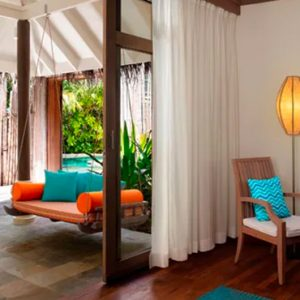 Maldives Honeymoons Anantara Dhigu Maldives Resort Two Bedroom Anantara Pool Villa 2