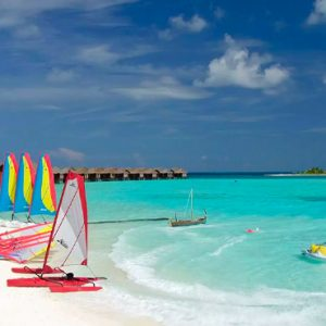 Maldives Honeymoons Anantara Dhigu Maldives Resort Water Sports