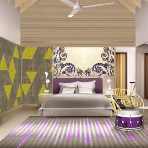 Maldives Honeymoon Packages Hard Rock Hotel Maldives Rock Royalty Overwater Pool Villa