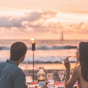 Maldives Honeymoon Packages Hard Rock Hotel Maldives Private Dining