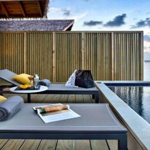 Platinum Overwater Pool Villa Hard Rock Hotel Maldives Maldives Honeymoons