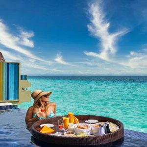 Platinum Overwater Pool Villa1 Hard Rock Hotel Maldives Maldives Honeymoons