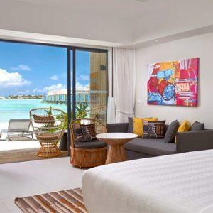 Silver Beach Studio Hard Rock Hotel Maldives Maldives Honeymoons